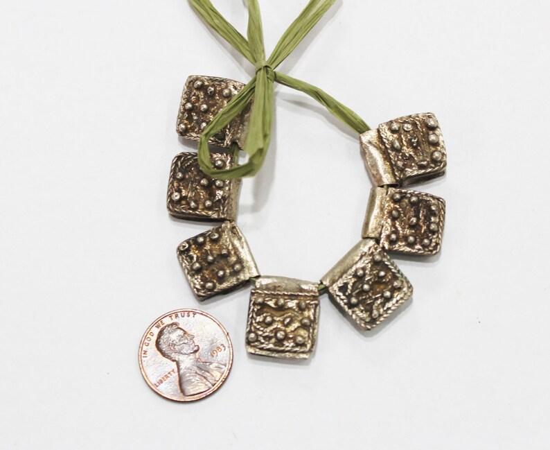 African Pendants Ethnic Jewelry Supplies Ethiopian Telsum Prayer Beads AQ166