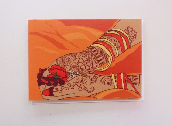 Indian wedding greetings card traditional ceremony with rice etsy image 0 m4hsunfo