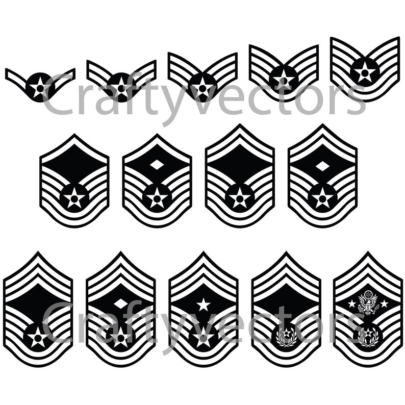 Air Force Ranks
