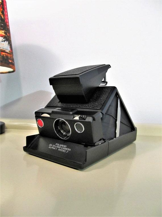 Vintage Polaroid Camera Alpha1 model2 Polaroid SX-70 Land   Etsy 4def940518