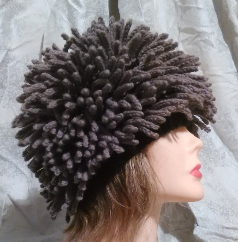 7836755972c Inspired by Billy Gibbons hat ZZ Top Beanie Bamileke Nudu