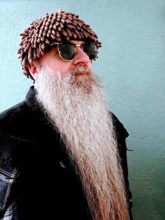 Inspired By Billy Gibbons Hat Zz Top Beanie Bamileke Nudu Etsy