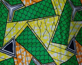 Ankara Print Headwrap