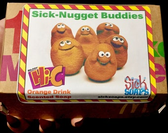 McNugget Buddies Collectible Soaps Party Favors