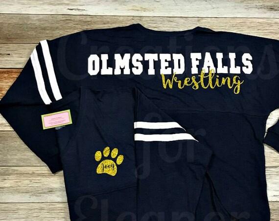 Wrestling Shirt