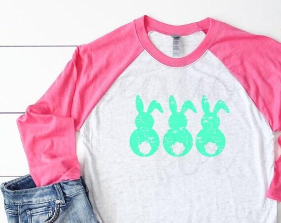 Easter Tshirt, Womens Easter Tshirt