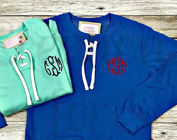 Women's Monogrammed Sweatshirt, Monogrammed Pullover, Monogrammed Sweatshirt, Personalized Pullover, Monogram Sweatshirt, Monogrammed