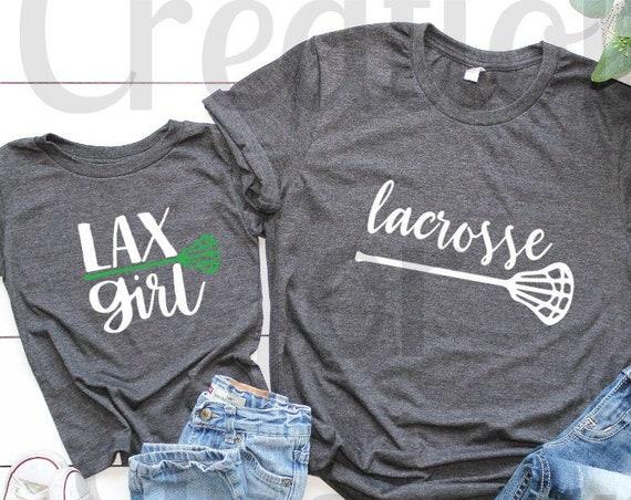 Lacrosse Tshirt Lacrosse Mom Shirt