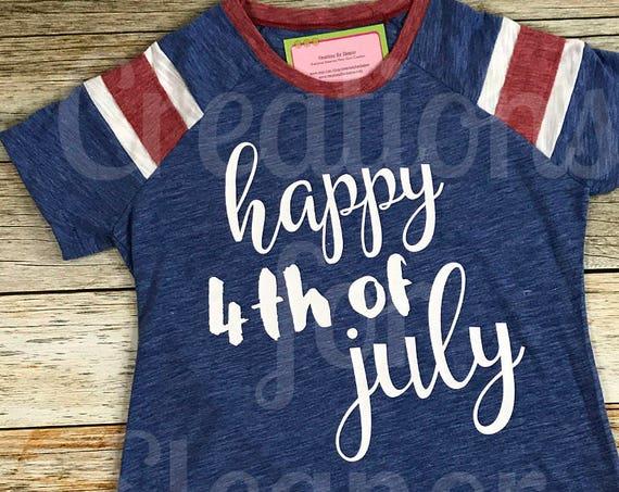 Womens Monogrammed Tshirt, 4th of July T-shirt, Monogrammed Tshirt, Patriotic T-shirt,Baseball T-shirt