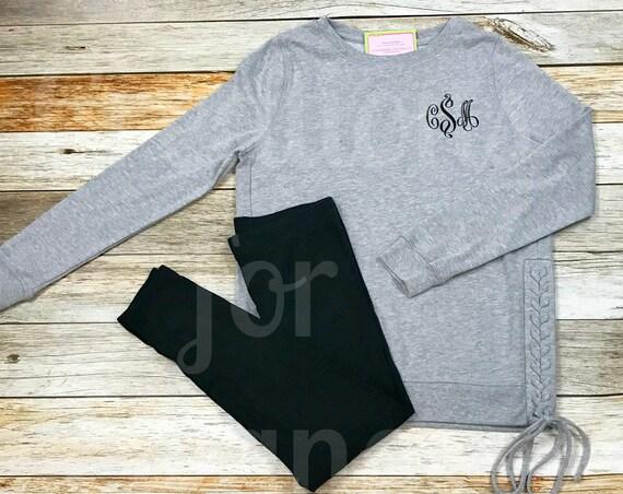 Womens Monogram Pullover, Womens Monogrammed Quarter Zip Sweatshirt, Half Zip Sweatshirt, Monogrammed Sweatshirt, Quarter Zip Pullover