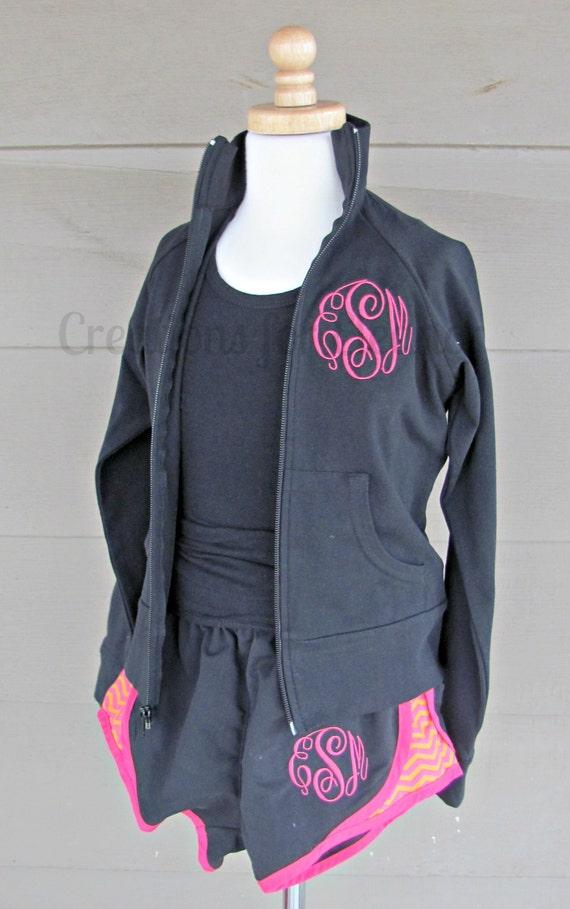 Girls Monogrammed Jacket, Monogram Coat, Girls Jacket, Monogrammed Jacket, Girls Monogram, Monogrammed Jacket, Monogrammed Coat, Monogram