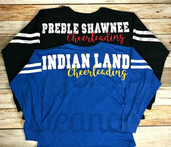 Cheerleading Shirt, Cheerleading Spirit Shirt, Girls Spirit Wear, Womens Cheerleading Shirt, Dance Shirt, Volleyball Shirt, Soccer Shirt