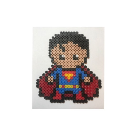 Superman Pixel Art