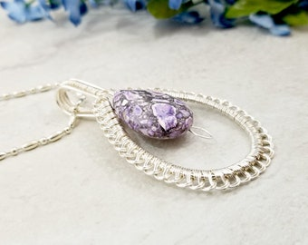 Wire Wrapped Necklaces