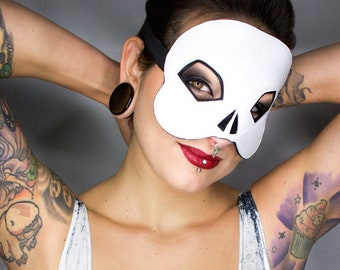 Mask *Skull* - Halloween Cosplay
