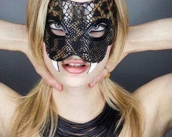 Mask *Snake* -  Reptile Cosplay