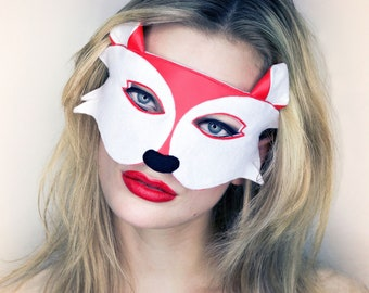 Mask *Fox* - Animal Mask | Cosplay