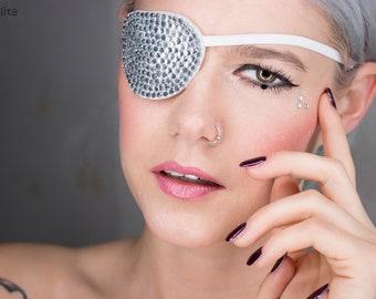 Eye Patch *Stardust* - Rhinestones | Cosplay