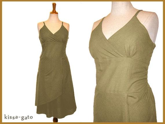 Fox`s Kleid Mexico aus Baumwolle in schwarz