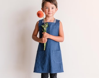 Child Cross-back Apron Size 4-6