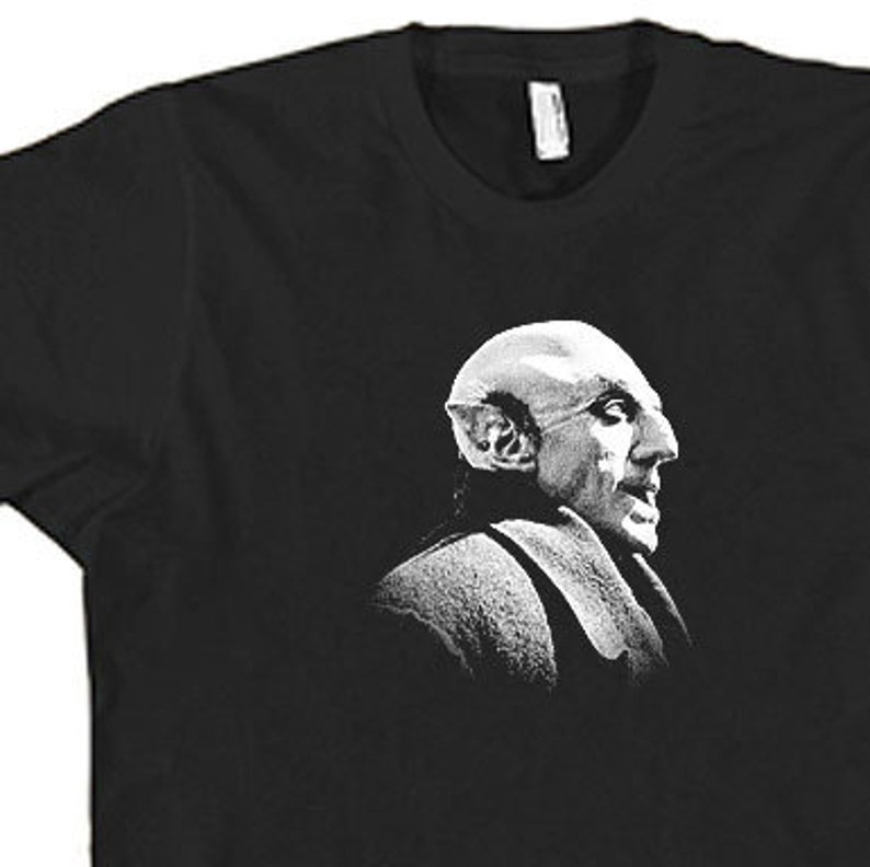 NOSFERATU TSHIRT Horror Movie T-Shirt Vampire Dracula Black Death Metal  Mens Tee (also available on crewneck sweatshirts and hoodies) SM-5XL