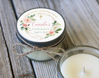 Baptism/Communion Candle