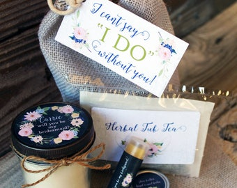 Set of 3 - Bridesmaid Proposal Will you be my Bridesmaid Gift // Will you be my Maid of Honor Gift // Maid of Honor Gift // Bridesmaid Gift