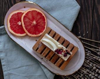 French Lavender & Pink Grapefruit Soap