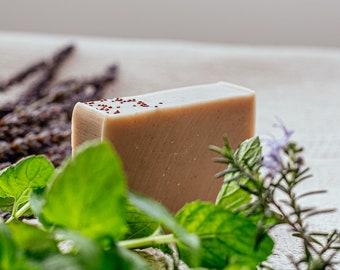 Nettle Leaf & Sweet Mint Soap