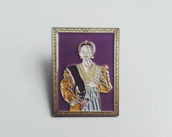 Gilmore Girls- Living Art enamel pin