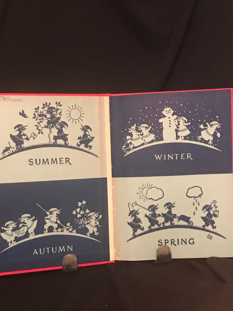 c4f9cdf336e4b Vintage Children's Science Book 1948 Great Condition SALE PRICE was 12.99  now 9.99