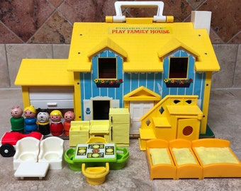 Fisher Price House Etsy