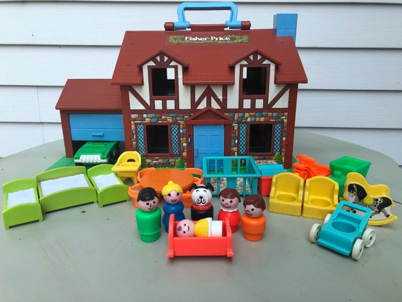 Fisher Price Little People Play Family House