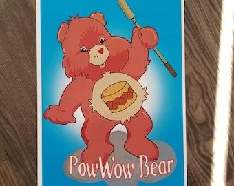 PowWow Bear