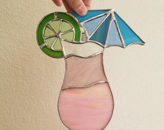 Margarita Sun Catcher
