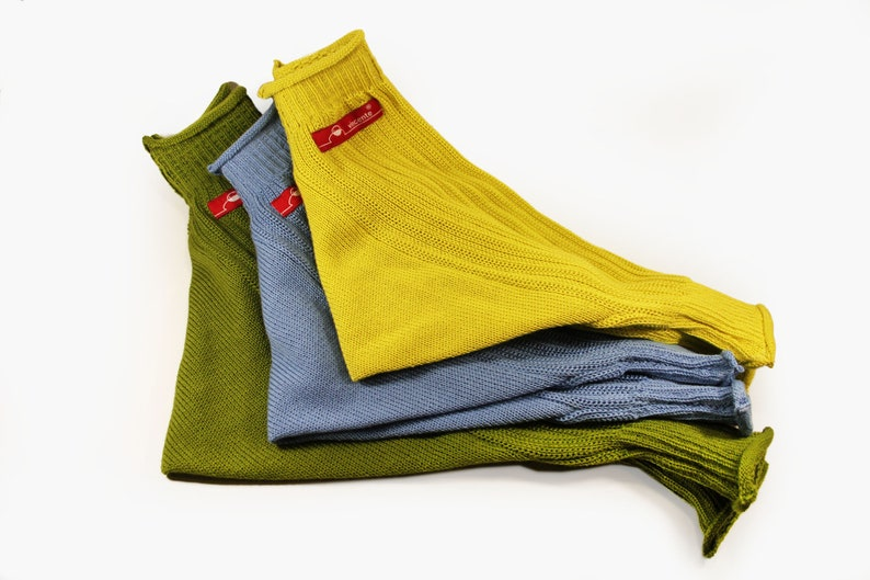 grows with the Baby Summer Sarouelpants knit from poor ECO Cotton