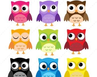 owl clip art etsy rh etsy com owls clip art free owl clip art images