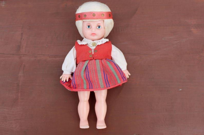 Vintage Puppen