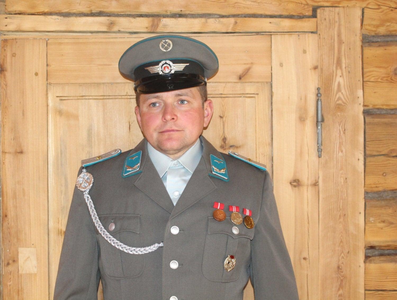 5603827bd Air force uniform East German air force officers uniform DDR NVA Luftwaffe  lieutenant uniform jacket pants cap blouse UNUSED original