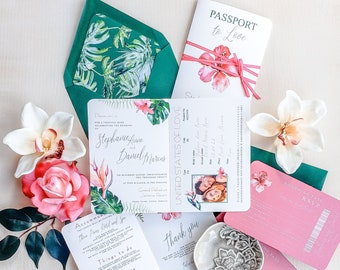 Passports / Destination