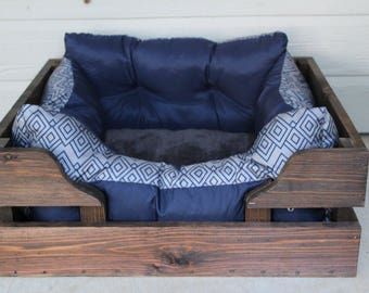 Extra large dog bed | Etsy