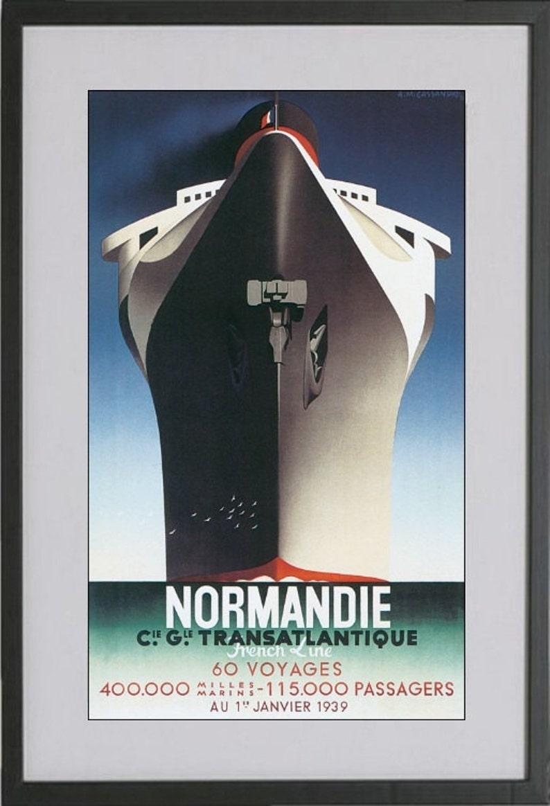 "- 8-1//2/"" X 11/"" RIO Travel Poster  - Pan American Air Lines"