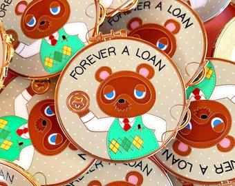 Forever A Loan Enamel Pin-Grade A