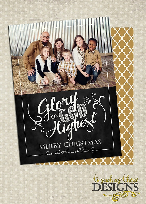 image 0 - Christmas Card Scripture