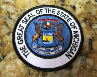 Seal Custom Personalized Iron-on Patch