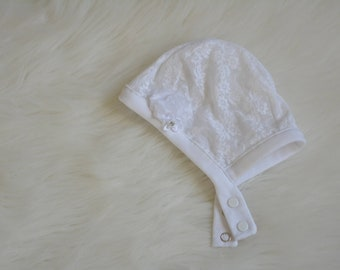 74e1cd27e9d Lace Hat For Hearing Aids