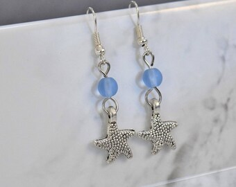 Cape Beach Earrings