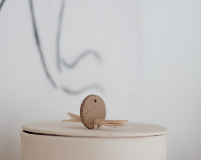 Minimal Jewelry Box Lided Vessel