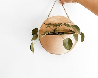 Wall Pocket Hanging Planter