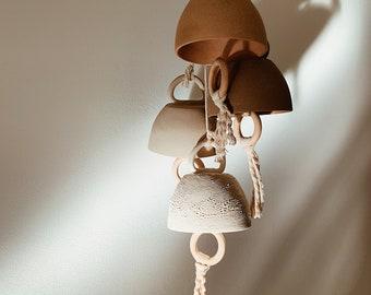 Ceramic Bells MADE TO ORDER